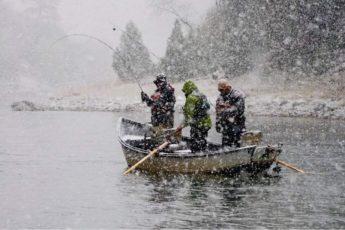 Лучшая погода для ловли рыбы